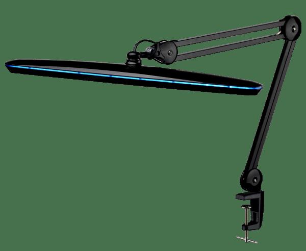 Настольная светодиодная лампа LED 117 PRO (черная) - изображение 1