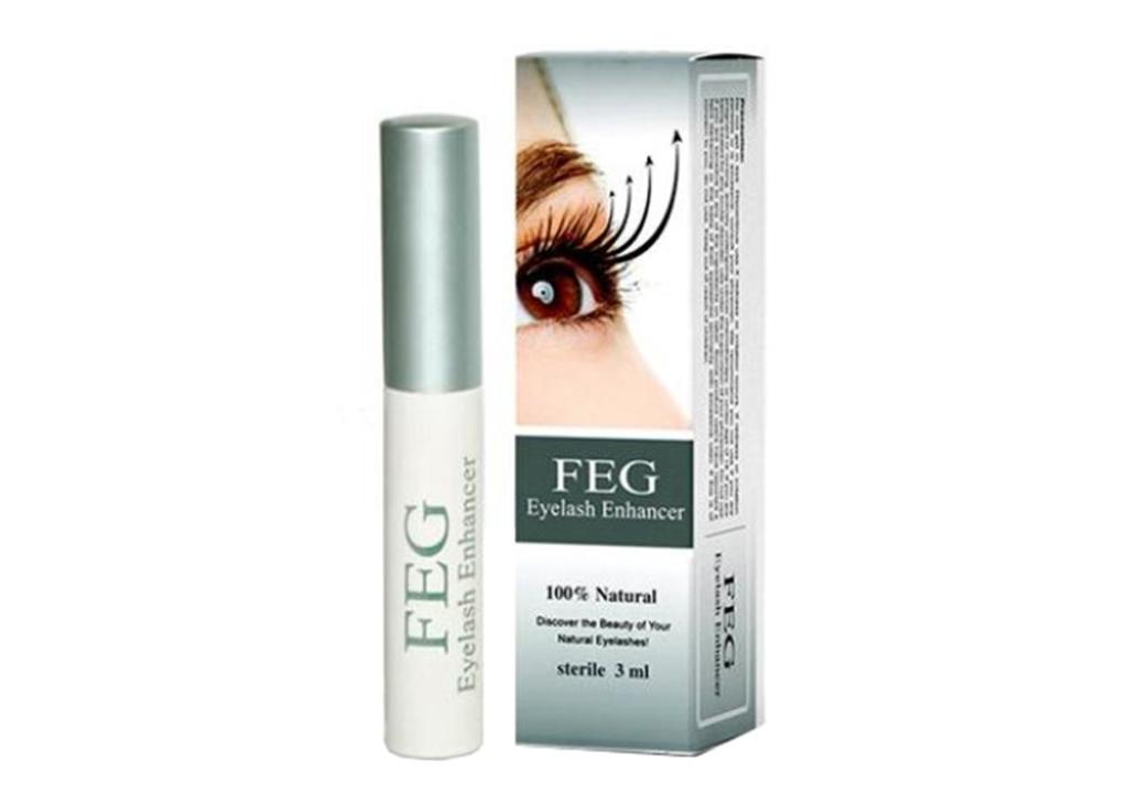 Эссенция для роста ресниц FEG 3 мл - изображение