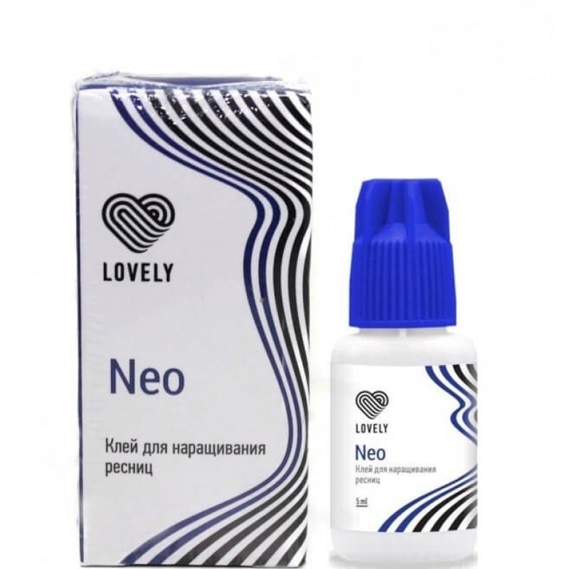 """Клей чёрный Lovely """"Neo"""" 5 мл - изображение"""