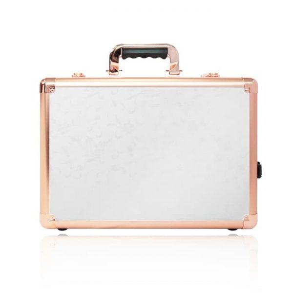 Мобильная студия визажиста без ножек LC 7019 белый с золотом - изображение 3