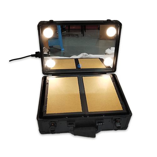 Мобильная студия визажиста без ножек LC 019 черный - изображение 3
