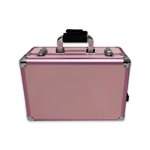 Мобильная студия визажиста без ножек LC 019 розовый - изображение 5