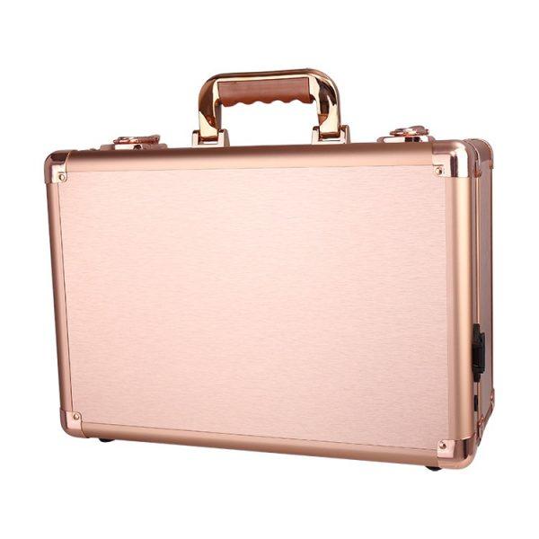 Мобильная студия визажиста без ножек LC 019 розовое золото - изображение 3