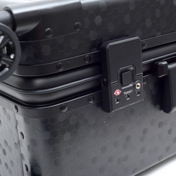 Мобильная студия визажиста чёрная Premium LC036 - изображение 5