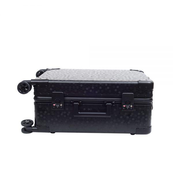 Мобильная студия визажиста чёрная Premium LC036 - изображение 6