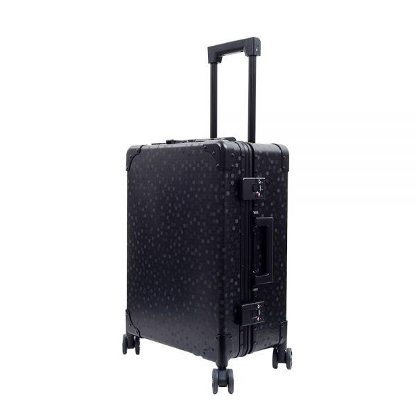 Мобильная студия визажиста чёрная Premium LC036 - изображение 9