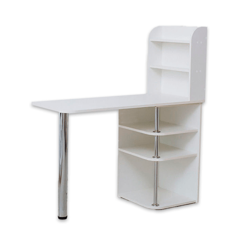 Маникюрный стол (белый) - изображение