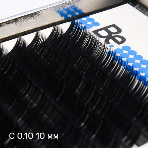 Ресницы чёрные Be Perfect Black 16 линий - изображение 4