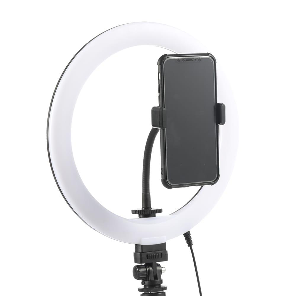 Лампа кольцевая OKIRA LED RING DAR 120 - изображение