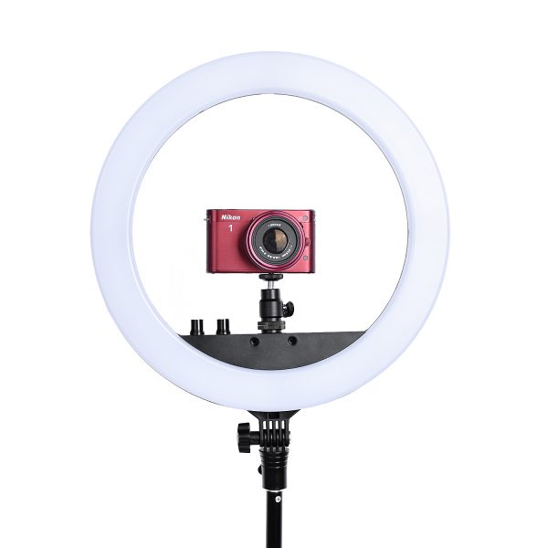 Лампа кольцевая OKIRA LED RING DAR 240 (12 дюймов) - изображение 6