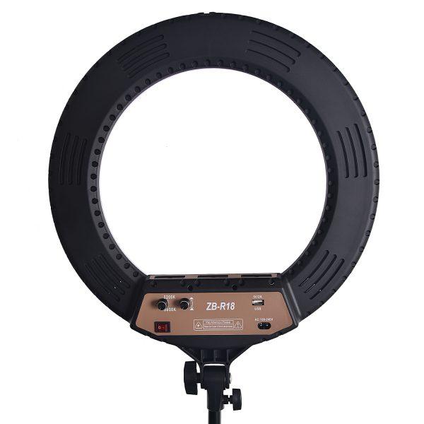 Лампа кольцевая OKIRA LED RING ZBR 480 - изображение 1