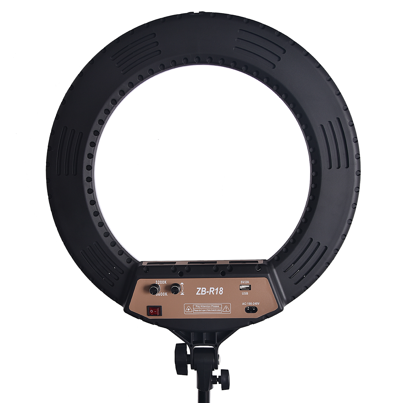 Лампа кольцевая OKIRA LED RING ZBR 480 - изображение