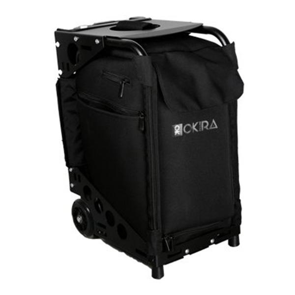 Сумка (чемодан) для визажиста OKIRA Black - изображение