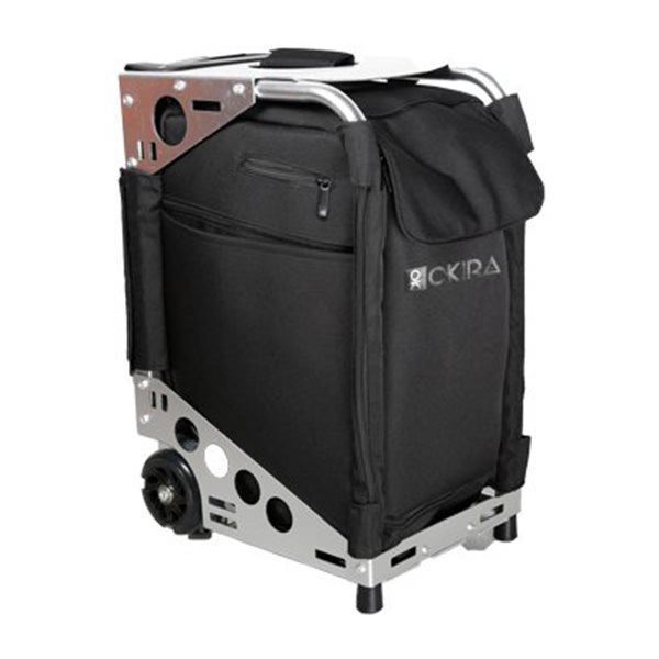 Сумка (чемодан) для визажиста OKIRA Silver - изображение 1