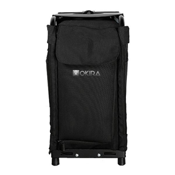 Сумка (чемодан) для визажиста OKIRA Black - изображение 5