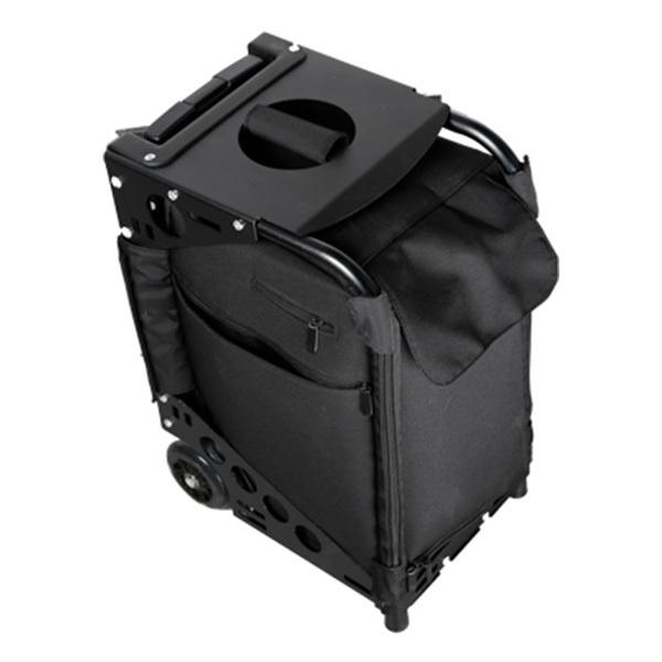 Сумка (чемодан) для визажиста OKIRA Black - изображение 6