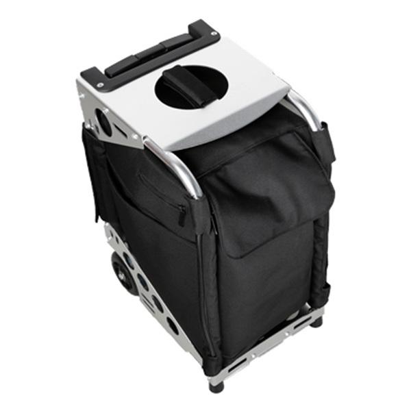 Сумка (чемодан) для визажиста OKIRA Silver - изображение 7