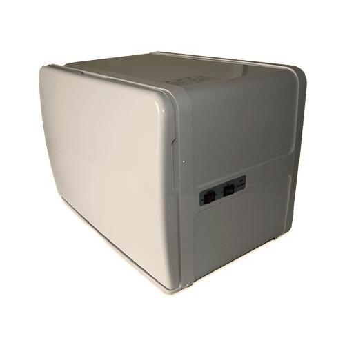 Нагреватель для полотенец (ошиборница) KDJ 20 белая - изображение