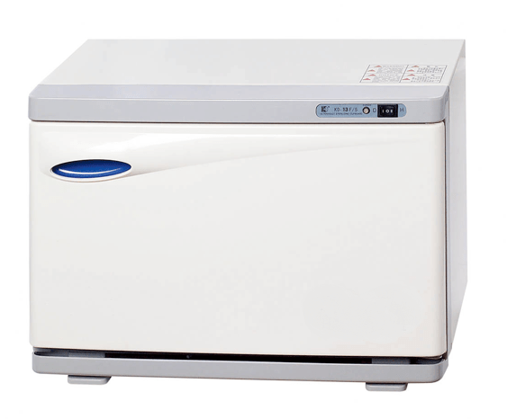 Нагреватель полотенец (ошиборница) KDJ 13 белая - изображение