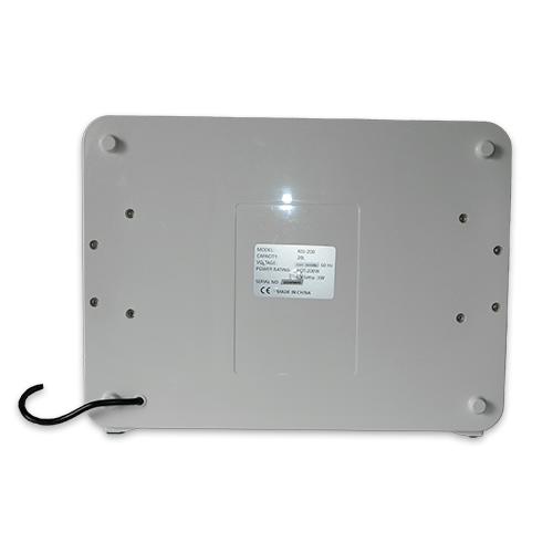 Нагреватель для полотенец (ошиборница) KDJ 20 белая - изображение 5