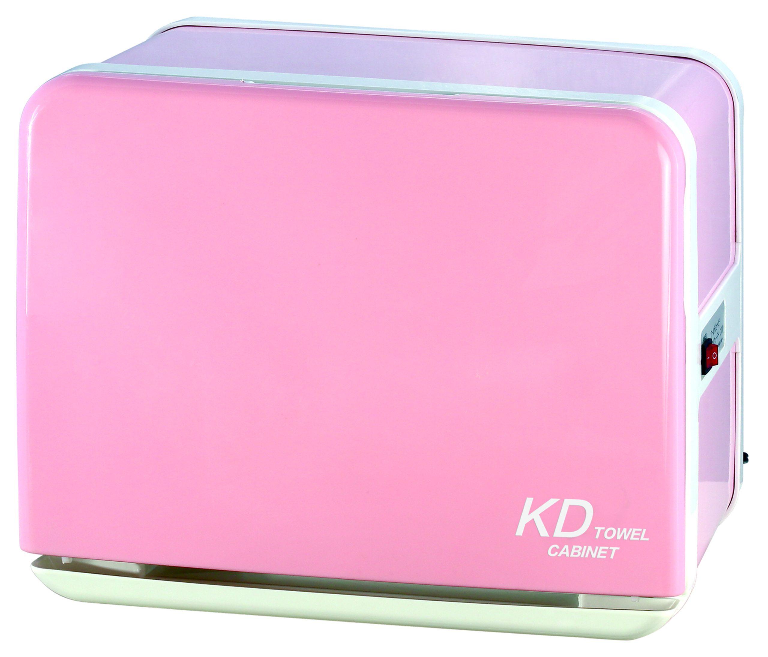 Нагреватель для полотенец (ошиборница) KDJ 8 розовая - изображение