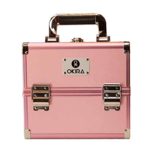 Бьюти кейс для косметики CWB 5350 розовый - изображение 2