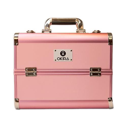 Бьюти кейс для косметики CWB 6350 розовый - изображение 2