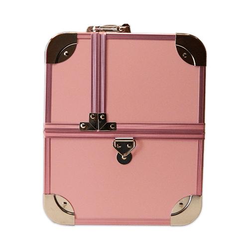 Бьюти кейс для косметики CWB 6350 розовый - изображение 3