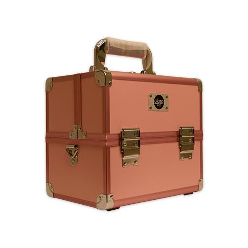 Бьюти кейс для косметики CWB 5350 розовый - изображение 1