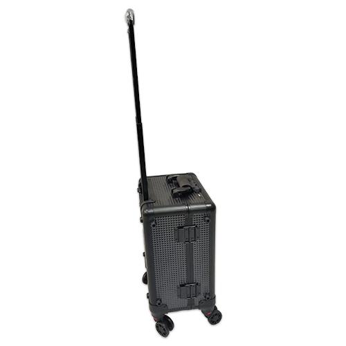 Мобильная студия визажиста черный бриллиант без ножек LC 7006 - изображение 4