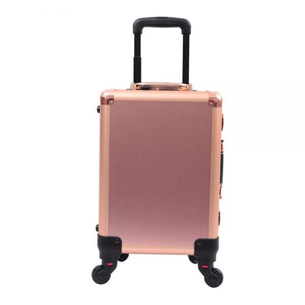 Мобильная студия визажиста розовое золото без ножек LC 7006 - изображение 2