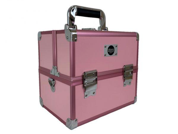 Бьюти кейс для косметики CWB 5350 розовый - изображение 5