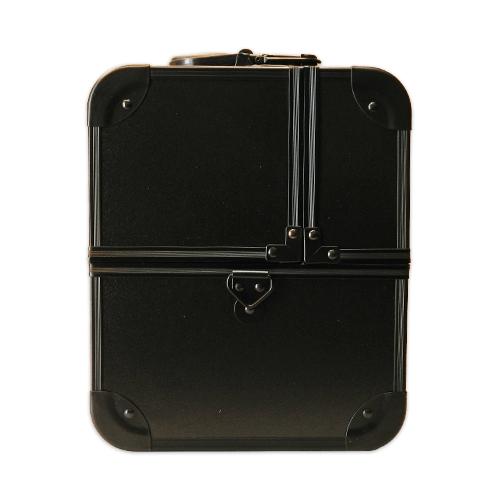 Бьюти кейс для косметики CWB 6350 черный - изображение 2