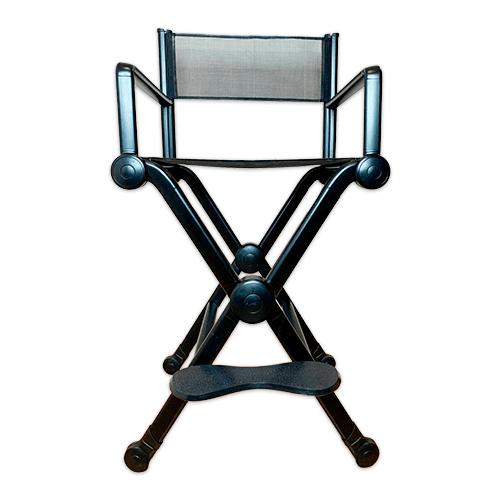 Разборный стул визажиста из алюминия X 901 - изображение 4