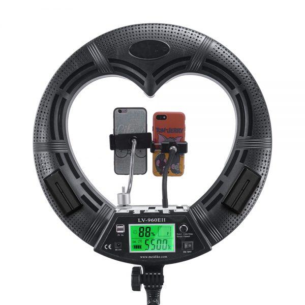 Лампа кольцевая OKIRA LED RING LV 480 E - изображение 6