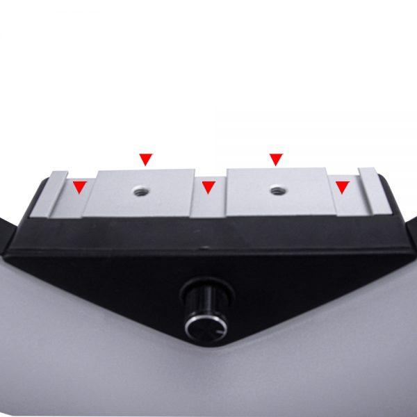 Лампа кольцевая OKIRA LED RING LV 480 E - изображение 12