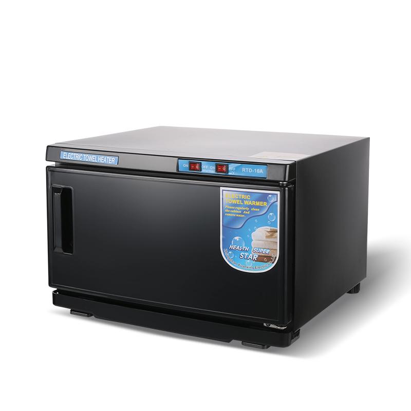 Нагреватель полотенец (ошиборница) RTD 16 A (черная) - изображение