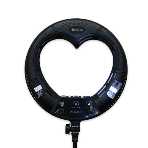 Лампа кольцевая OKIRA LED RING LV 480 S - изображение 7