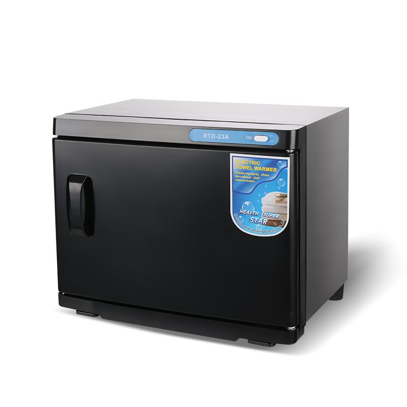 Нагреватель полотенец (ошиборница) RTD 23 (черная) - изображение