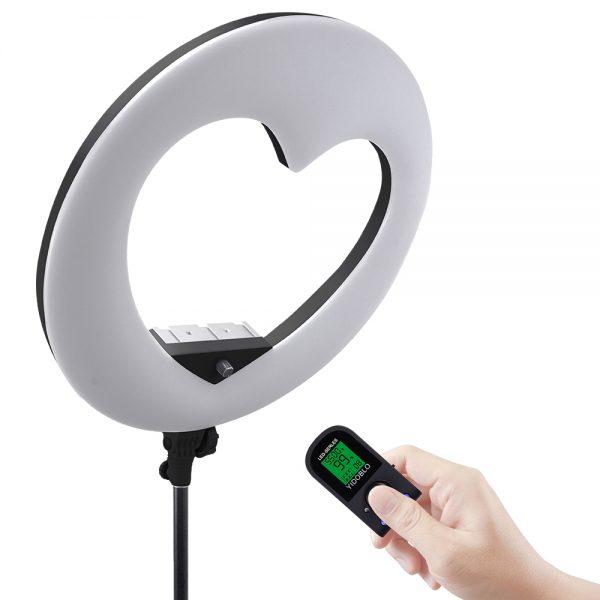 Лампа кольцевая OKIRA LED RING LV 480 E - изображение 8