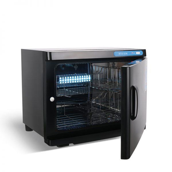 Нагреватель полотенец (ошиборница) RTD 23 (черная) - изображение 5