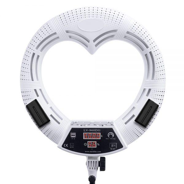 Лампа кольцевая OKIRA LED RING LV 480 D - изображение 8