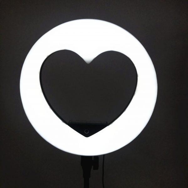Лампа кольцевая OKIRA LED RING LV 480 E - изображение 3