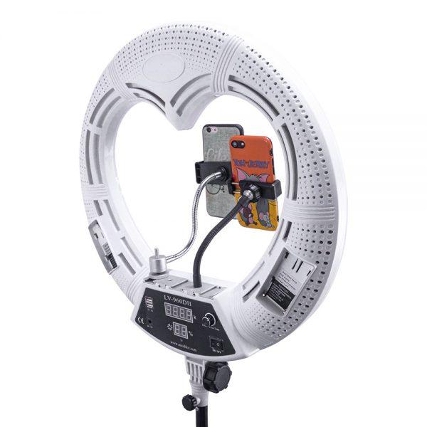 Лампа кольцевая OKIRA LED RING LV 480 D - изображение 9
