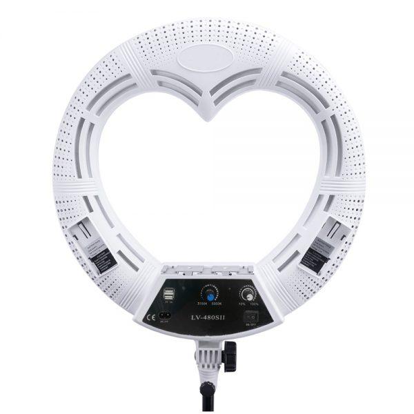Лампа кольцевая OKIRA LED RING LV 480 S - изображение 1