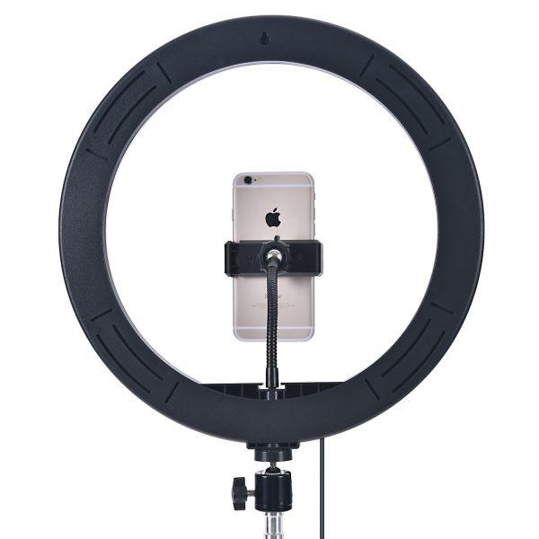 Лампа кольцевая OKIRA LED RING MJ 33 RGB - изображение 7