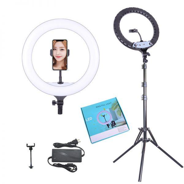 Кольцевая лампа OKIRO LED RING YQ 360 B 256 - изображение 5