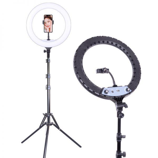 Кольцевая лампа OKIRO LED RING YQ 360 B 256 - изображение 6