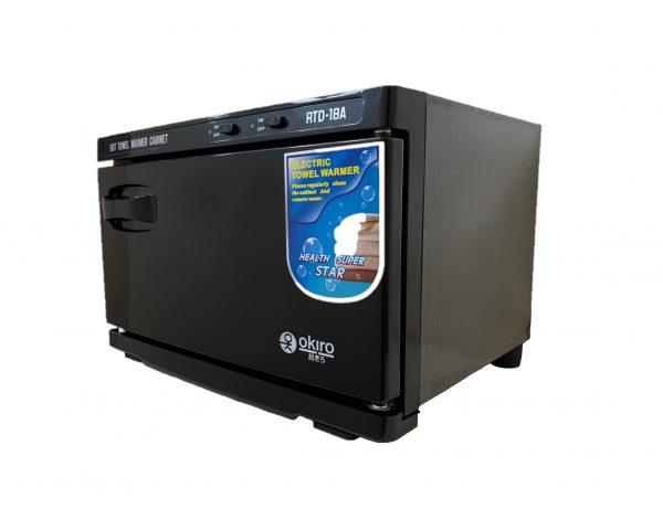 Нагреватель для полотенец (ошиборница) OKIRO RTD 18 A (черный) - изображение 4
