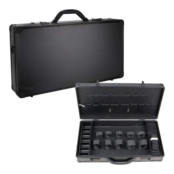 Кейс чемодан для барбера (парикмахера) OKIRO BC 002 (черный) - изображение 1